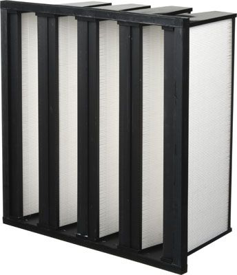 Kompaktfilter Güteklasse M5 - 592 x 592 x 292 mm