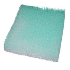 """Farbnebelabscheidematte """"Paint-Stop grün"""" 0,69 m - 75 mm"""
