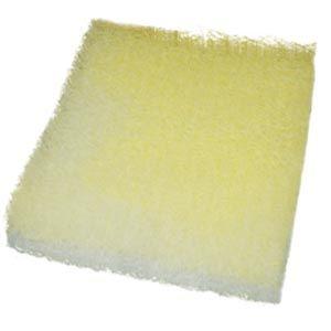 Filtermatte Glas - gelb Rollenware Breite 2,00 m - Stärke 50 mm
